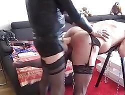 Strapon sex videos - rough sex