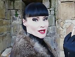 CFNM sex videos - sexy girl in bondage
