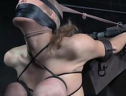 Gros seins vidéos xxx - bondage orgasme porno