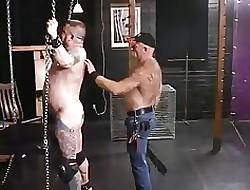 Gay porn clips - forced sex bondage