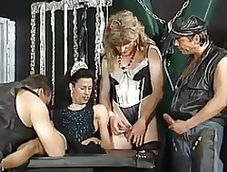 Orgy porn tube - bondage fuck machine
